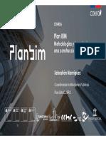 Presentacion PlanBim MINVU Enero-2018