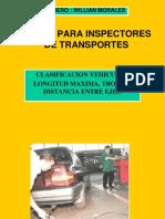 Clasificacion Vehicular Una Parte Del d.s. 058 - Vehiculos L-m-n-etc