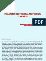 UNIDAD Nº 9 EVALUACION DEL PERSONAL PROFESIONAL.pptx
