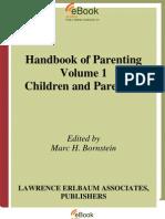 Parenting. Vol 1