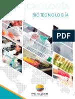 biotecnologia proecuador