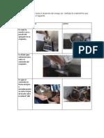 El procedimiento a seguir para el desarrollo del ensayo de.docx