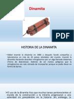 Dinamita Resume n