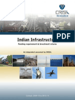 Crisil Research Indian Infra Toc