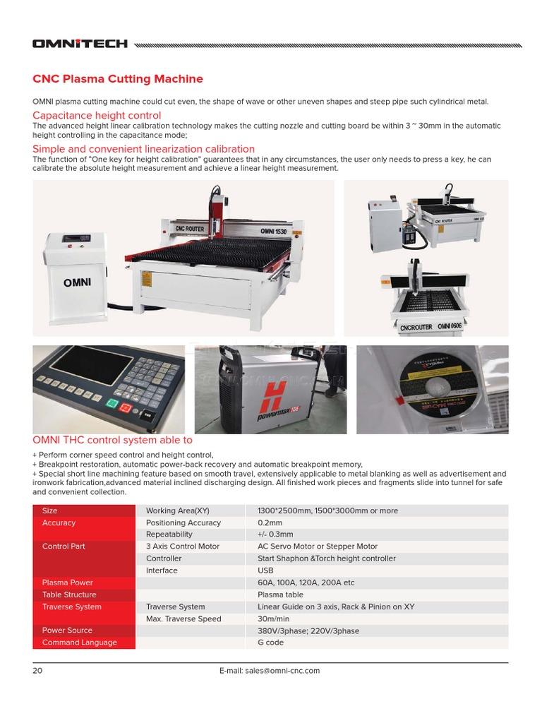 Omni Cnc Plasma Series Wood Steel Leather Engraving Numerical Rotative Speed Regulator Borer Driller Controller Control Nature