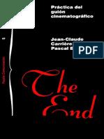 Carriére, Jean-Claude  - Bonitzer, Pascal - Práctica del Guión Cinematográfico.pdf