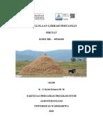 Buku Ajar Pengolahan Limbah Pertanian