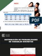 SEMANA 14 Distribución de Probabilidades Discretas