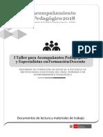 Dossier 2018
