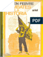 Febvre Lucien - Combates Por La Historia (1953) leer!!!!!!!!!.pdf