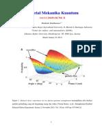 Quantum Mechanics Tutorial in Indonesian
