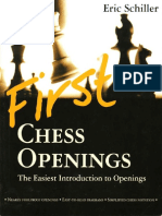 Eric Schiller - First Chess Openings