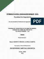Pilas en La Ingenieria Metalurgica