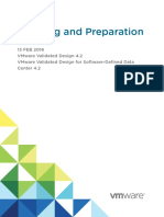 Vmware Validated Design 42 Sddc Planning Preparation