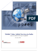 Mobile Value Added Service