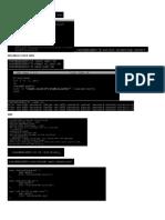 Konfigurasi Interface