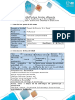 Guía de Actividades y Rúbrica de Evaluación - Paso 4 - Socialización de La Estrategia de Aprendizaje1