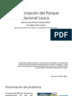 Desafectación del Parque Nacional Lauca 2.0