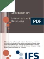 Auditoria Ifs