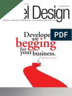 Hotel Design Magazine July-August 2010