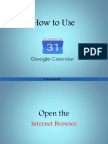 How to Use Google Calendar (2018 Updated)
