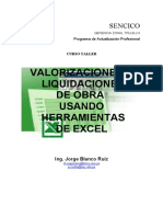 64593743 Valorizaciones y Liquidaciones de Obra Con Herramientas de Excel 1 151117155758 Lva1 App6891
