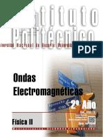 7202-15 FISICA Ondas Electromagnéticas