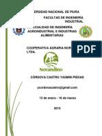 266354310 Informe de Practicas Coop Norandino