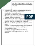 voluntary health organizations in India