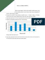 Las 3 statistika dengan metode pmri