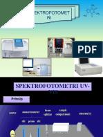 Spektrofotometri 2