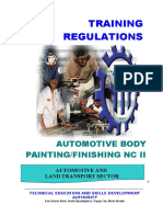 TR- Automotive Body Painting Finishing NC II.doc