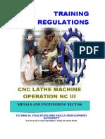 TR CNC Lathe Machine Operation NC III.doc