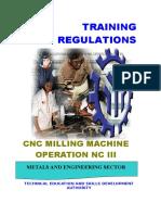 TR CNC Milling Machine Operation NC III.doc