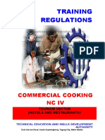 TR Commercial Cooking NC IV.doc
