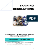 TR Construction Lift Passenger Material Elevator Operation NC II.doc