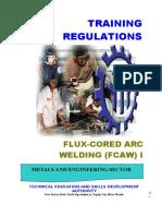 TR FCAW NC I.doc