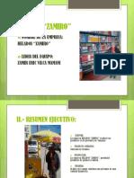 Nombre Del Proyecto Zamir