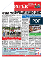 Bikol Reporter July 22 - 28, 2018 Issue