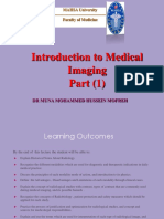 1. y3. Introduction to Medical Imaging. Part 1