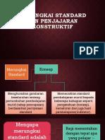 Merungkai Standard Dan Penjajaran Konstruktif