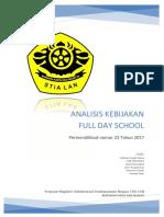 Analisis FDS-Kelompok 3