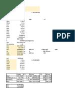 Perhitungan LWT DG Watson
