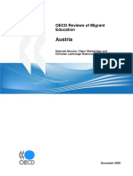 OECD Reviews of Migrant