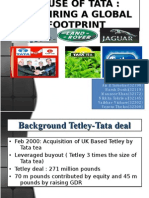 Tata M&a Operations