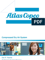 Air Compressor System-Atlas Copco