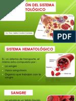 Valoración Del Sistema Hematológico