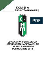 Komisi A Materi LK I.docx