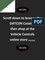 Datcon Catalog 2014
