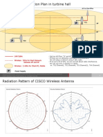 Wireless AP Installation Plan in Turbine Hall